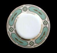 Beautiful Minton Imperial Jade Bread Plate