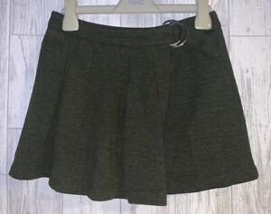 Girls Age 9-10 Years - Zara Dark Green Skirt