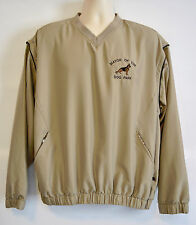 MAYOR of the DOG PARK Pullover Windbreaker, Removable Sleeves (Men's L)