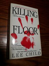Killing Floor by Lee Child (1998, Paperback)