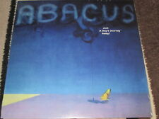 ABACUS - JUST A DAY'S JOURNEY AWAY - NEW