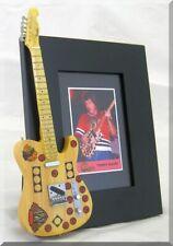 TERRY KATH  Miniature Guitar Frame CHICAGO