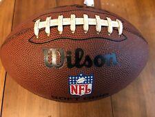 "Wilson Football Nfl 14"" Football Inflated Soft Grip"