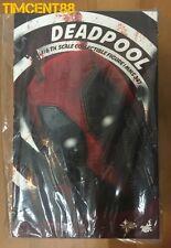 Ready! Hot Toys MMS347 Deadpool 1/6 Figure New