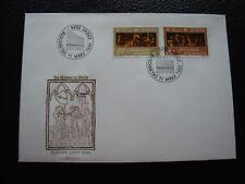 LIECHTENSTEIN - enveloppe 1er jour 11/3/1985 (B15)