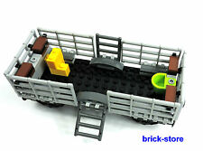 LEGO TRAINS (60052) Animal Voiture / WAGON DE MARCHANDISES / sans vache et