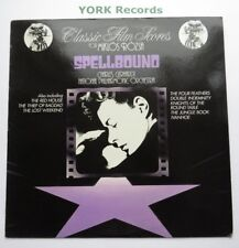 SPELLBOUND - Classic Film Scores - Ex Con LP Record RCA Gold Seal GL 43443