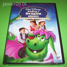 PEDRO Y EL DRAGON ELLIOT DISNEY EDICION ESPECIAL DVD NUEVO Y PRECINTADO