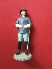 1990 Franklin Mint Gone With The Wind Tom Yankee Captain Figurine with damage