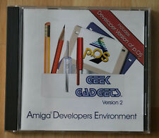 GEEK GADGETS Version 2-Amiga/Commodore/PC/MAC CD-ROM,Amiga Developers Enviroment