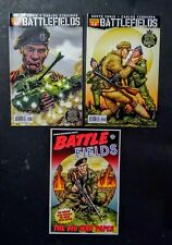 Battlefields: The Green Fields Beyond 1-3(Dynamite 2012) Garth Ennis/ Korean War