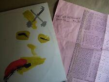 """CONRAD SCHNITZLER MINIMAL-DIY-LP """"das ist schönheit"""" Holger Hiller JOSEPH BEUYS"""