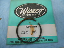 NOS Wiseco Piston Ring Yamaha GT1 TY80 YZ80 MX80 222R6 1.50