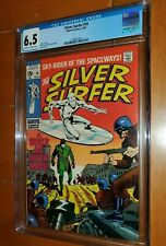 SILVER SURFER #10 CGC 6.5 (1969) ALL SILVER SURFER BOOKS VALUES GOING UP!