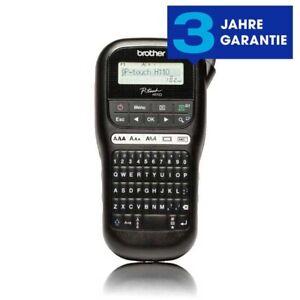 Brother H110 P-touch Laber Printer Beschriftungsgerät QWERTZ-Tastatur