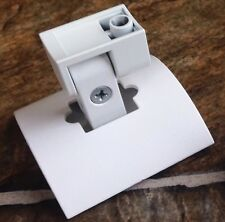 Bose UB-20W Speaker Mount Jewel/Other Cube Speakers Mult Available White (UB20)