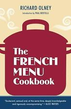 The French Menu Cookbook: The Food and Wine of France--Season by-ExLibrary