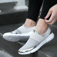 Women's Sneakers Casual Slip on Athletic Sport Running Trainers Shoes Outdoor 5