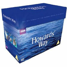 Howards Way Series 1 to 6 Complete Collection DVD UK DVD