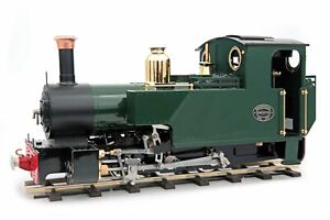Roundhouse Silver Lady 0-6-0 Live-Steam with Radio Control (Anniversary Edition)