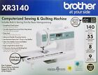 Brother XR3140 140 Stitch Sewing & Quilting Machine+Table Compare to HC1850