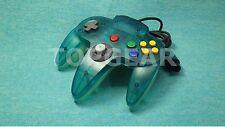 Official Original N64 Controller Pad Clear Blue Nintendo64 by TOPGEAR.jp