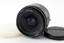 Minolta AF 24mm f/2.8 AF Lens For Minolta Sony A Mount Excellent+ From japan #62