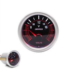 2 Inch 52mm Digital Red LED Boost Vacuum Water Oil Temp Press Volt Tachol