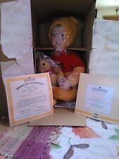 Ashton-Drake Winnie the Pooh Porcelian Doll