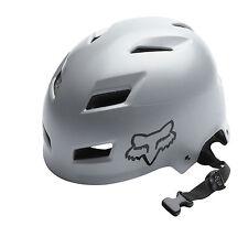 FOX HEAD RACING Casco Transition HS Bike bicicletta dirt jump silver 20013-064