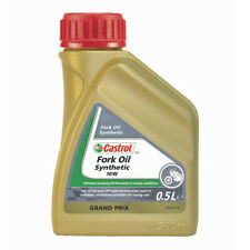 Castrol Synthetic Motorcycle / Bike Suspension / Fork Oil 5W - 500ml