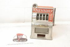 Vintage Nevada Toy Slot Machine