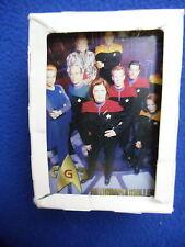 ~~ STAR TREK VOYAGER PROFILES CARD SET ~ 1998 ~~