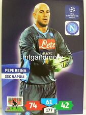 Adrenalyn XL Champions League 13/14 - Pepe Reina - SSC Napoli
