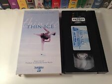 Thin Ice Rare English Lesbian Skating Romance VHS 1995 NY Gay Games OOP HTF