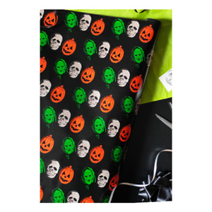 """HALLOWEEN III SEASON OF THE WITCH - WRAPPING PAPPER - 2 Rolls  30"""" x 96"""""""