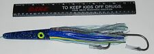 Wahoo High Speed Trolling Lure Small Blue