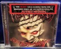 Jeffrey Nothing - The New Psychodlia CD SEALED mushroomhead metal heavy new mrh