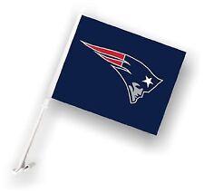 New England Patriots Car Flag
