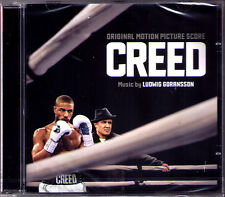 CREED Ludwig Gorrnsson OST Soundtrack CD Rocky's Legacy Sylvester Stallone NEU