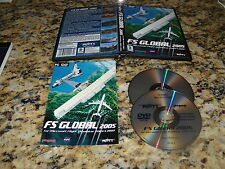 FS Global 2005 for Microsoft Flight Simulator 2004 & 2002 (PC Near Mint)