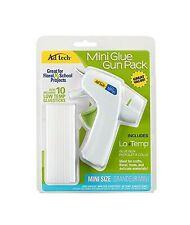 AdTech Mini Lo Low Temp Hot Glue Gun Combo Pack Low Temperature Mini Glue Gun