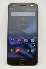 Motorola Moto Z Droid XT1650-01 32GB  Black GSM VERIZON UNLOCKED TMOBILE CRICKET