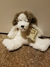 "The Boyds Collection Ltd. Bears in the Attic ""Northrop� Stuffed Flatski Dog"