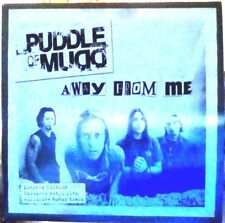 Puddle of Mudd away from me blue vinyl 7""