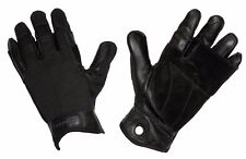 Military Yates 925 TACTICAL RAPPEL FAST ROPE GLOVES SIZE M BLACK