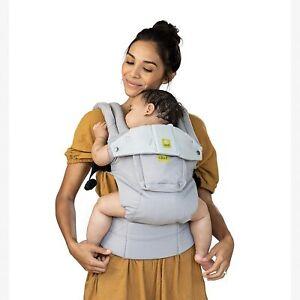 LÍLLÉbaby Complete Original 6-in-1 Ergonomic Baby and Child Carrier, Stone -