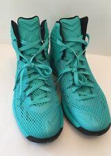 Nike Zoom Hyperfuse 2014 SZ 13 Hyper Jade Black Hyper Turquoise 684591-303