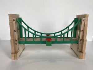 Thomas & Friends COLLAPSING SODOR SUSPENSION BRIDGE  Wooden Railway