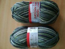 Sockenwolle 200g 75/25